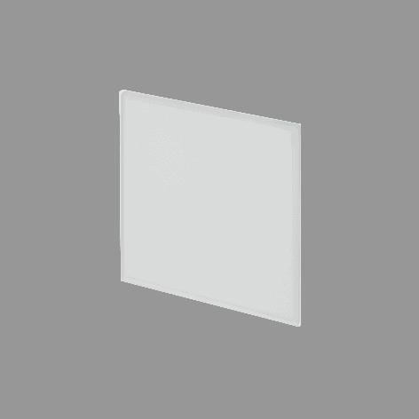 ADL Design Finitura Vetro Bianco Latte