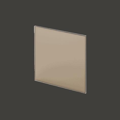ADL Design Finitura Vetro Trasparente Bronzo