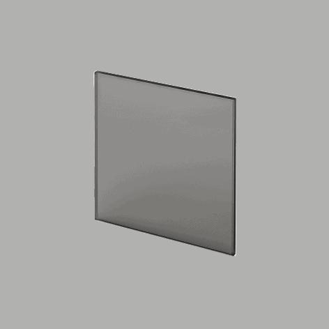 ADL Design Finitura Vetro Trasparente Fume